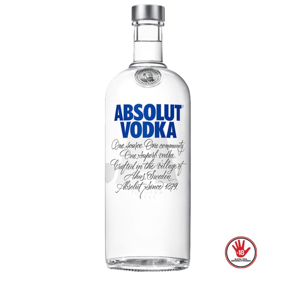 [67346] Vodka Absolut 1L