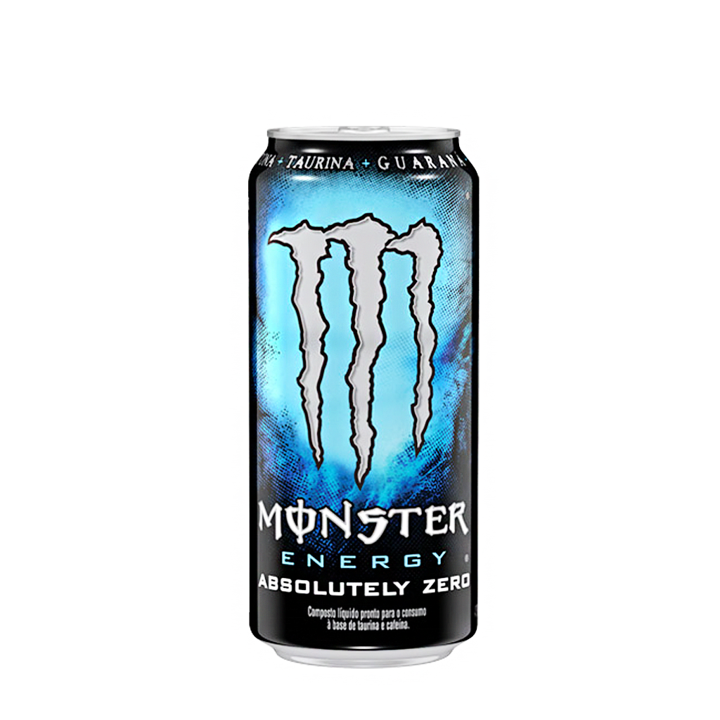 [16514] Energético Monster Energy Absolutely Zero 473ml