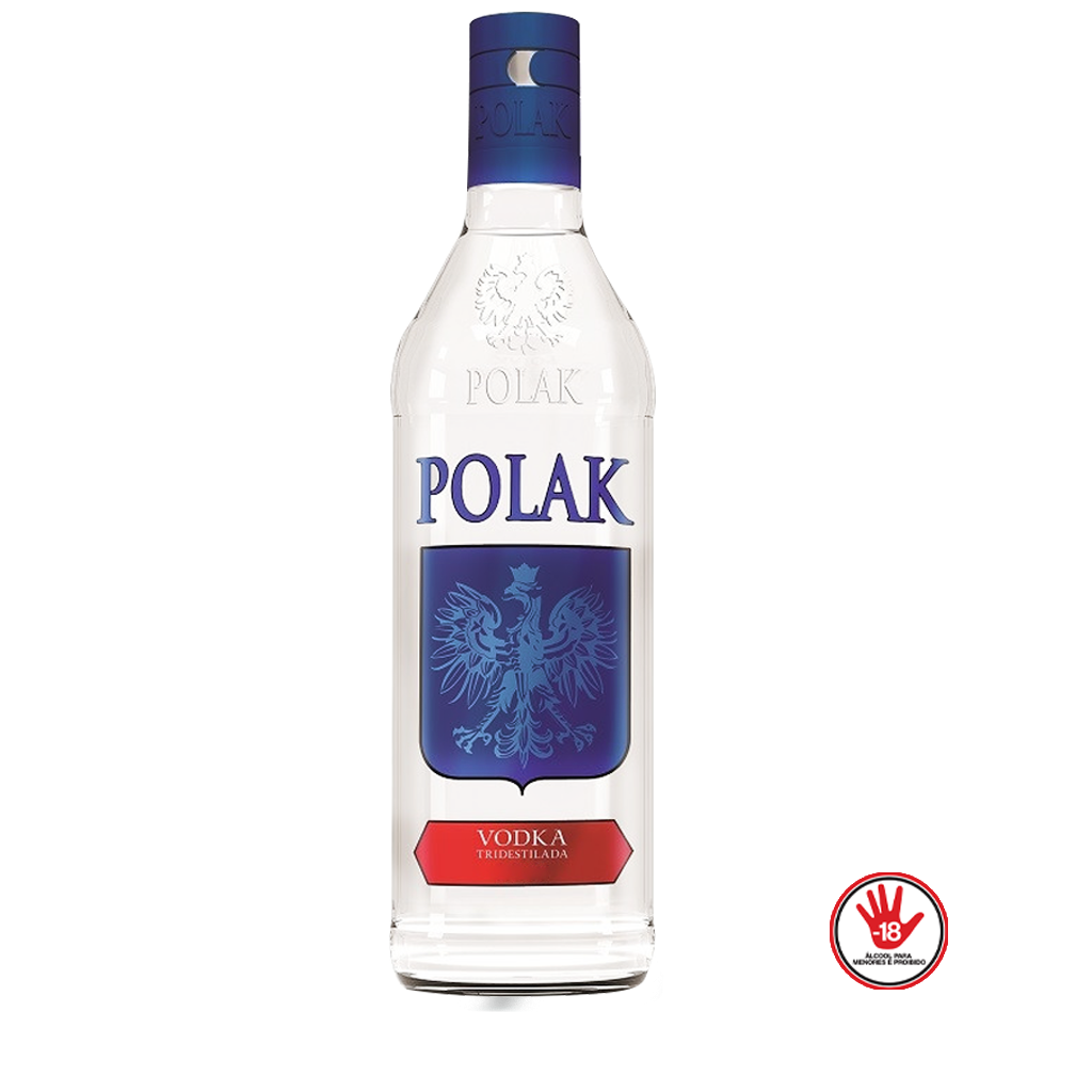 [83237] Vodka Polak 950ml