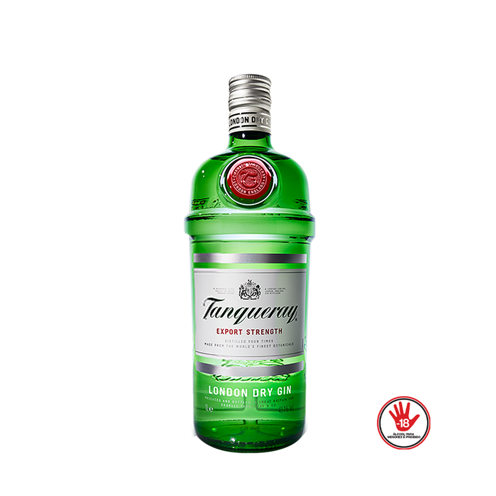[81156] Gin Tanqueray Export London Dry 750ml